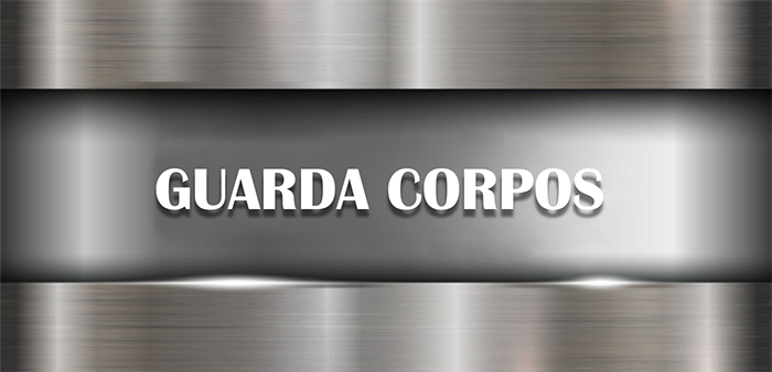GUARDA CORPOS