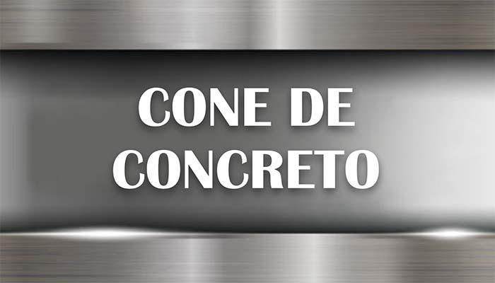 CONE-DE-CONCRETO