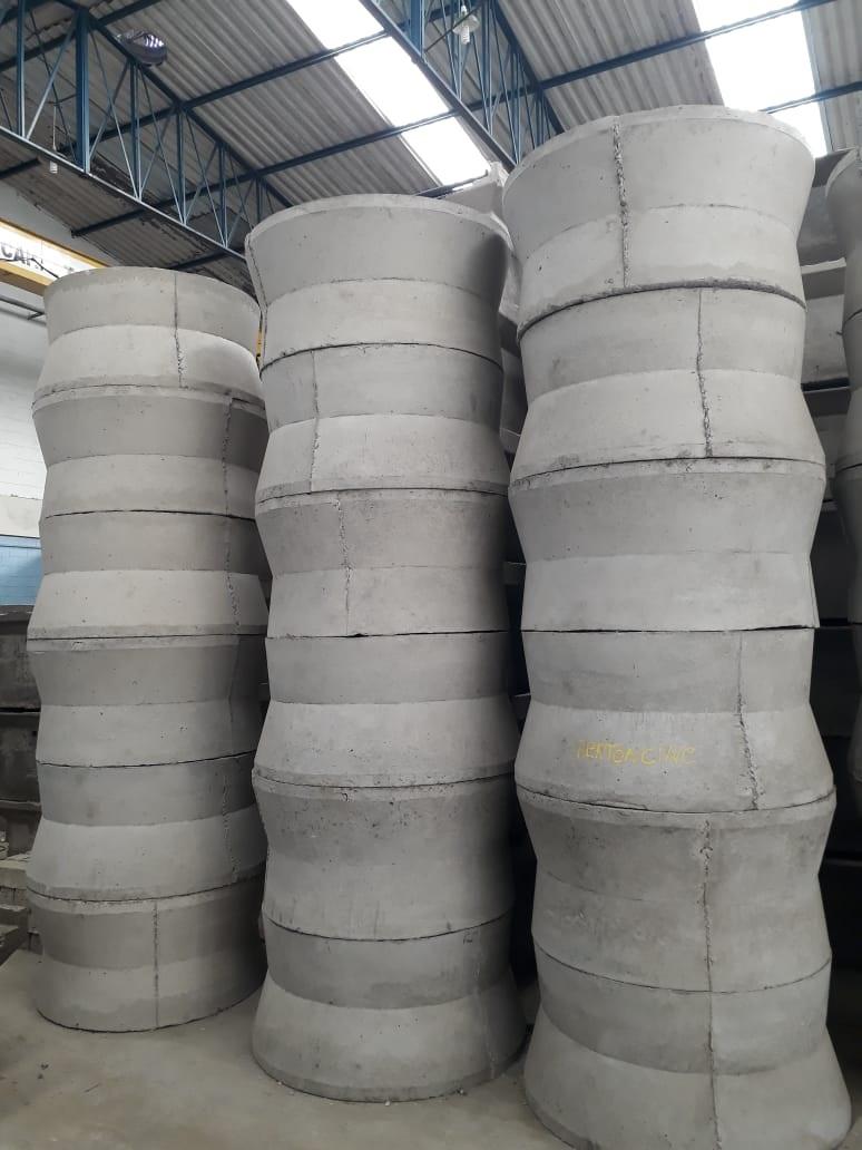 cones de concreto